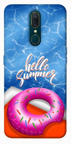Чехол itsPrint Hello summer для OPPO F11 / A9 / A9X