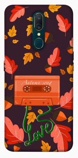 Чехол itsPrint Autumn sound для OPPO F11 / A9 / A9X