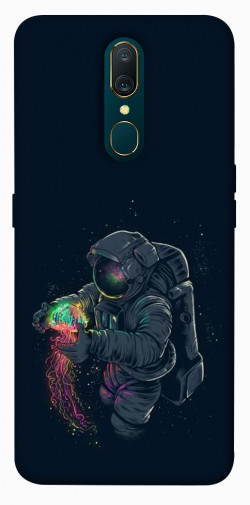 Чехол itsPrint Walk in space для OPPO F11 / A9 / A9X