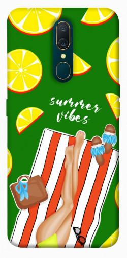 Чехол itsPrint Summer girl для OPPO F11 / A9 / A9X