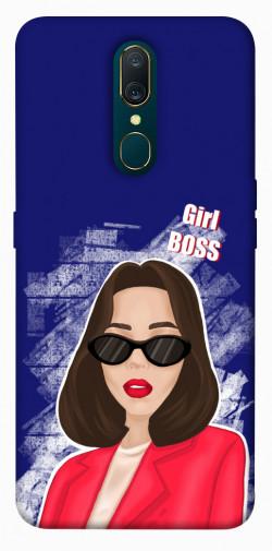 Чехол itsPrint Girl boss для OPPO F11 / A9 / A9X
