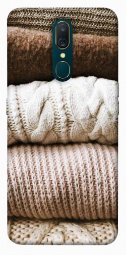 Чехол itsPrint Knitted aesthetics для OPPO F11 / A9 / A9X