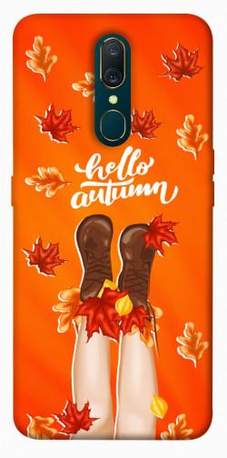 Чехол itsPrint Hello autumn для OPPO F11 / A9 / A9X