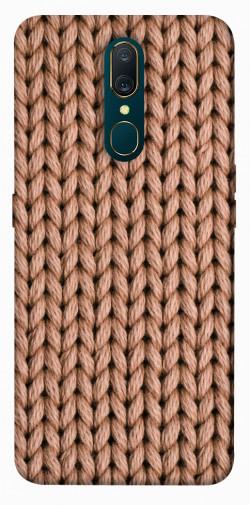 Чехол itsPrint Knitted texture для OPPO F11 / A9 / A9X