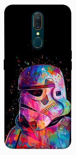 Чехол itsPrint Color astronaut для OPPO F11 / A9 / A9X