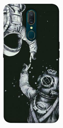 Чехол itsPrint Cosmic love для OPPO F11 / A9 / A9X