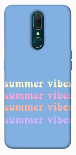 Чехол itsPrint Summer vibes для OPPO F11 / A9 / A9X