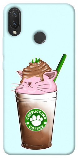 Чехол itsPrint Catpuccino для Huawei P Smart+ (nova 3i)
