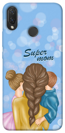 Чехол itsPrint Super mommy для Huawei P Smart+ (nova 3i)