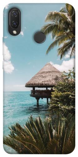 Чехол itsPrint Тропический остров для Huawei P Smart+ (nova 3i)