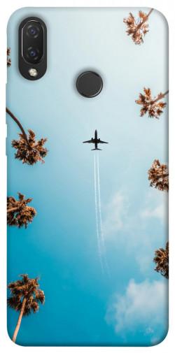 Чехол itsPrint Летим в отпуск для Huawei P Smart+ (nova 3i)