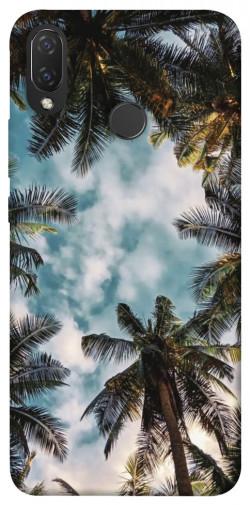 Чехол itsPrint Coconut palms для Huawei P Smart+ (nova 3i)