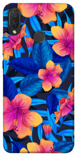 Чехол itsPrint Цветочная композиция для Huawei P Smart+ (nova 3i)