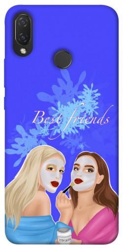 Чехол itsPrint Best friends для Huawei P Smart+ (nova 3i)