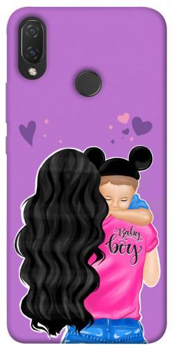 Чехол itsPrint Baby boy для Huawei P Smart+ (nova 3i)