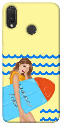 Чехол itsPrint Summer time для Huawei P Smart+ (nova 3i)