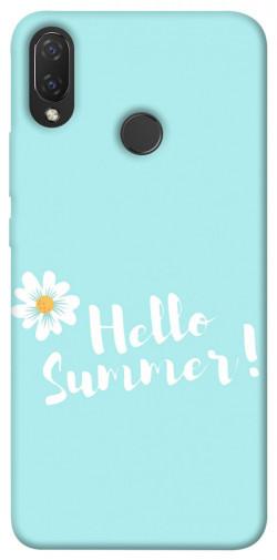 Чехол itsPrint Привет лето для Huawei P Smart+ (nova 3i)