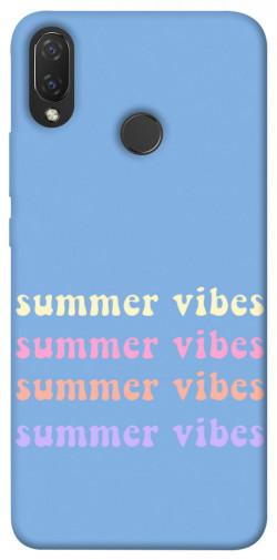 Чехол itsPrint Summer vibes для Huawei P Smart+ (nova 3i)
