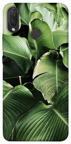 Чехол itsPrint Тропическая листва для Huawei P Smart+ (nova 3i)