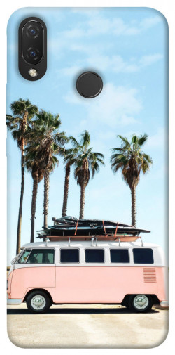 Чехол itsPrint Summer travel для Huawei P Smart+ (nova 3i)