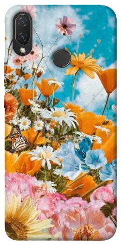 Чехол itsPrint Летние цветы для Huawei P Smart+ (nova 3i)