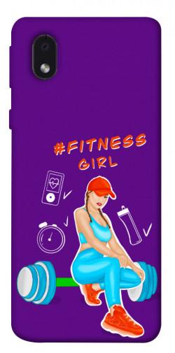 Чехол itsPrint Fitness girl для Samsung Galaxy M01 Core / A01 Core