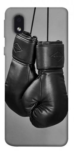 Чехол itsPrint Черные боксерские перчатки для Samsung Galaxy M01 Core / A01 Core