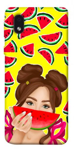 Чехол itsPrint Watermelon girl для Samsung Galaxy M01 Core / A01 Core