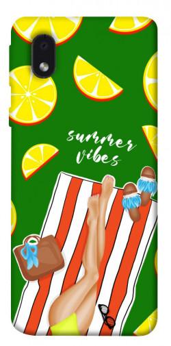 Чехол itsPrint Summer girl для Samsung Galaxy M01 Core / A01 Core