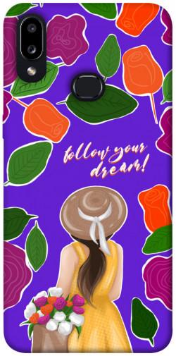 Чехол itsPrint Girl dreamer для Samsung Galaxy A10s