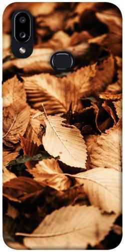 Чехол itsPrint Опавшая листва для Samsung Galaxy A10s