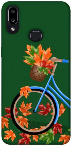 Чехол itsPrint Осенняя прогулка для Samsung Galaxy A10s