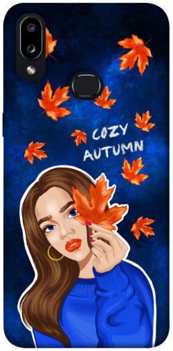 Чехол itsPrint Cozy autumn для Samsung Galaxy A10s