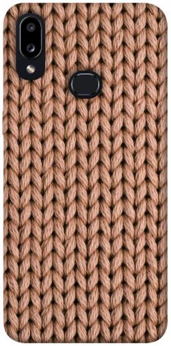 Чехол itsPrint Knitted texture для Samsung Galaxy A10s
