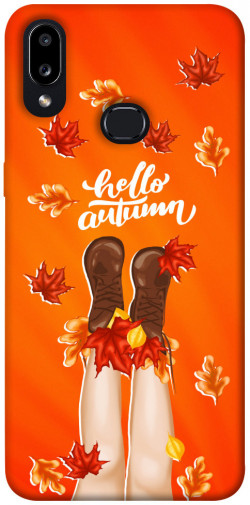 Чехол itsPrint Hello autumn для Samsung Galaxy A10s