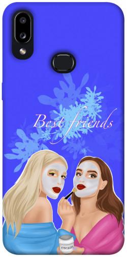 Чехол itsPrint Best friends для Samsung Galaxy A10s