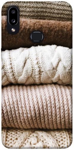 Чехол itsPrint Knitted aesthetics для Samsung Galaxy A10s