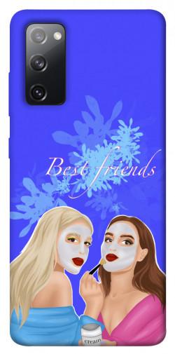Чехол itsPrint Best friends для Samsung Galaxy S20 FE