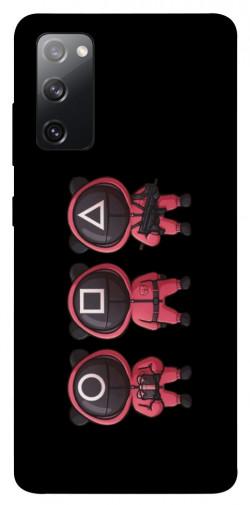 Чехол itsPrint Squid Game picture 6 для Samsung Galaxy S20 FE