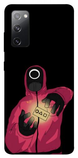 Чехол itsPrint Squid Game picture 9 для Samsung Galaxy S20 FE
