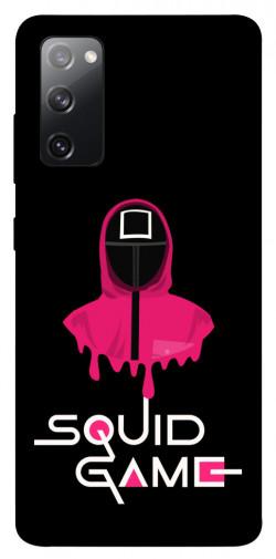 Чехол itsPrint Squid Game picture 4 для Samsung Galaxy S20 FE