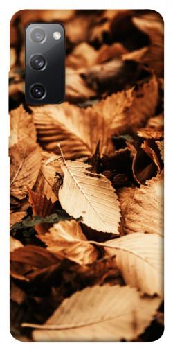 Чехол itsPrint Опавшая листва для Samsung Galaxy S20 FE