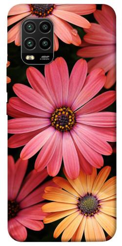 Чехол itsPrint Осенние цветы для Xiaomi Mi 10 Lite