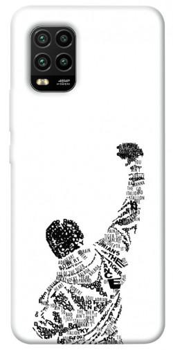 Чехол itsPrint Rocky man для Xiaomi Mi 10 Lite