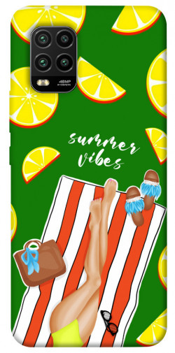 Чехол itsPrint Summer girl для Xiaomi Mi 10 Lite