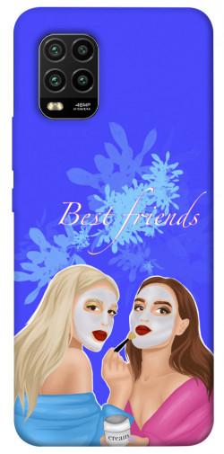 Чехол itsPrint Best friends для Xiaomi Mi 10 Lite