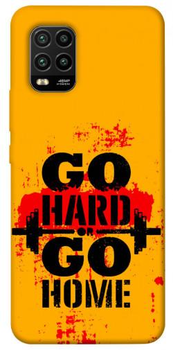 Чехол itsPrint Go hard для Xiaomi Mi 10 Lite