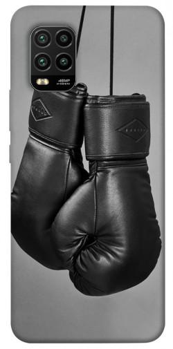 Чехол itsPrint Черные боксерские перчатки для Xiaomi Mi 10 Lite