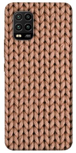 Чехол itsPrint Knitted texture для Xiaomi Mi 10 Lite