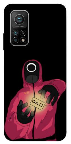 Чехол itsPrint Squid Game picture 9 для Xiaomi Mi 10T